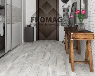 wodna panel podłoga naturale biała dust R