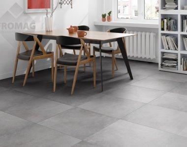WODNA podłoga TASSERO gris 60x60.